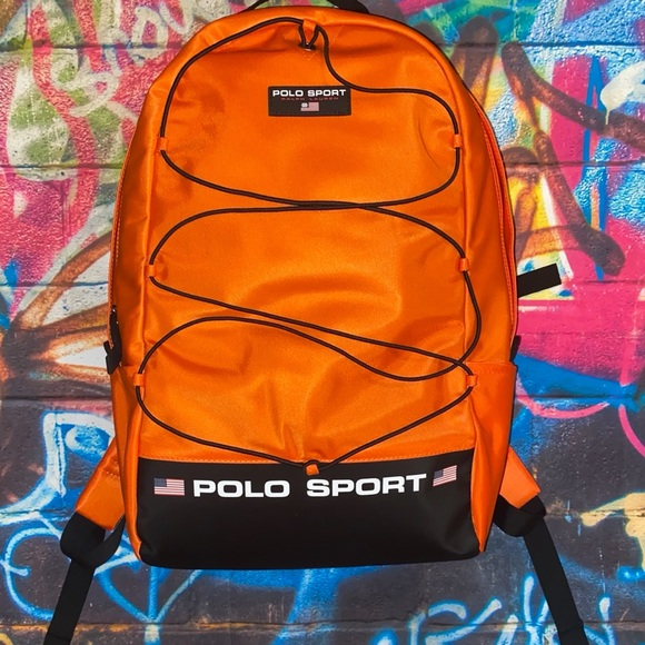 R.L Polo Sport backpack